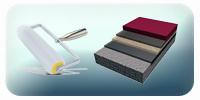 Резиновые покрытия, резиновые полы, полимеры для пола
